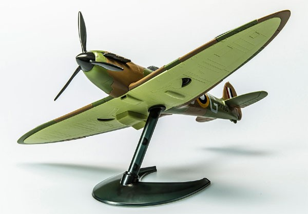 Quick Build Spitfire - Airfix J6000  - BLIMPS COMÉRCIO ELETRÔNICO