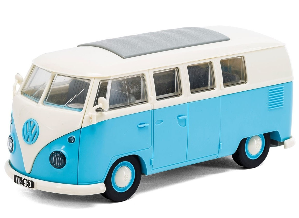Quick Build Volkswagen Camper Van (Kombi) - Airfix J6024  - BLIMPS COMÉRCIO ELETRÔNICO