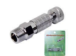 Desconector rápido para aerógrafo - Fengda BD-117  - BLIMPS COMÉRCIO ELETRÔNICO