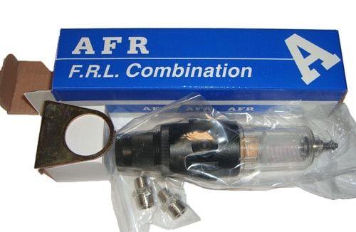 Regulador de ar para aerógrafo - Fengda AFR2000A  - BLIMPS COMÉRCIO ELETRÔNICO