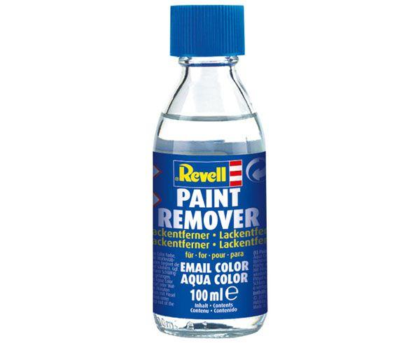 Removedor de tintas - 100 ml - Revell 39617  - BLIMPS COMÉRCIO ELETRÔNICO