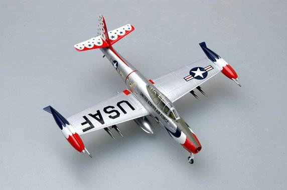 Republic F-84G Thunderjet - 1/72 - Easy Model 36801  - BLIMPS COMÉRCIO ELETRÔNICO