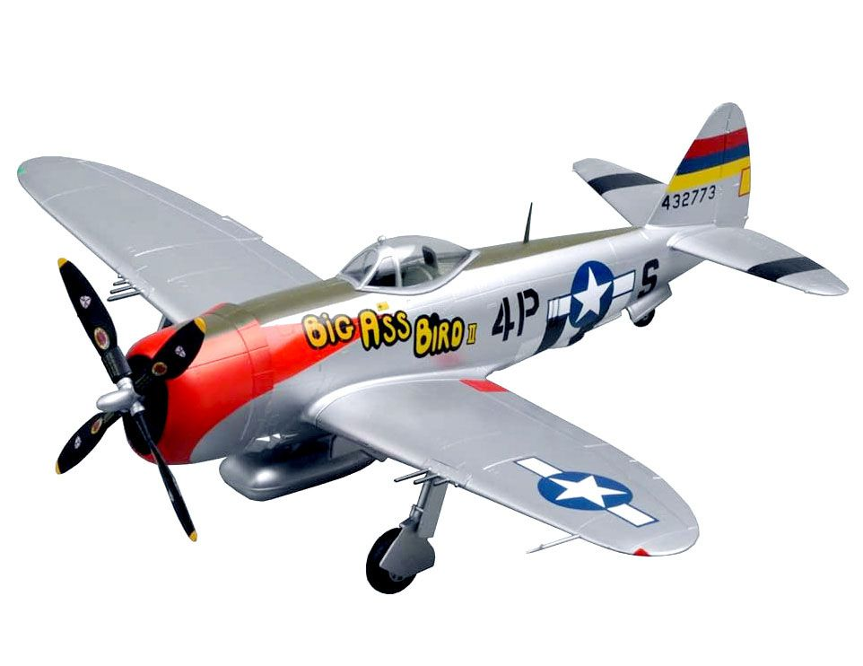 Republic P-47D Thunderbolt - 1/48 - Easy Model 39306  - BLIMPS COMÉRCIO ELETRÔNICO