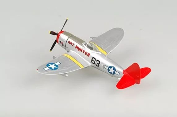Republic P-47D Thunderbolt - 1/72 - Easy Model 39204  - BLIMPS COMÉRCIO ELETRÔNICO