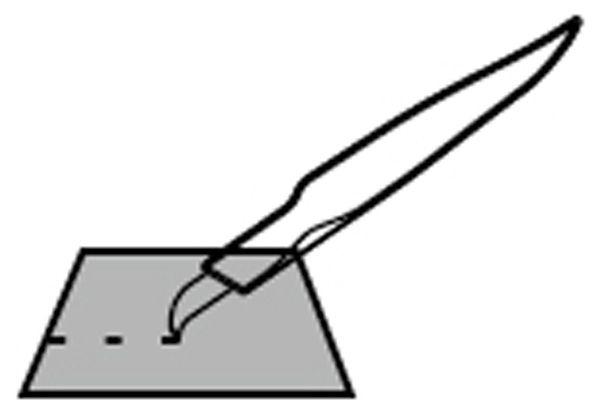 Riscador para hobby - Master Tools 09912  - BLIMPS COMÉRCIO ELETRÔNICO