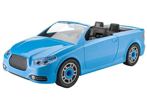 Roadster - 1/20 - Revell 00801  - BLIMPS COMÉRCIO ELETRÔNICO