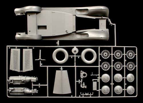 Rolls-Royce Phantom II - 1/24 - Italeri 3703  - BLIMPS COMÉRCIO ELETRÔNICO