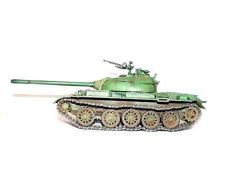 Russian T-54A Model 1951 - 1/35 - Trumpeter 00340  - BLIMPS COMÉRCIO ELETRÔNICO
