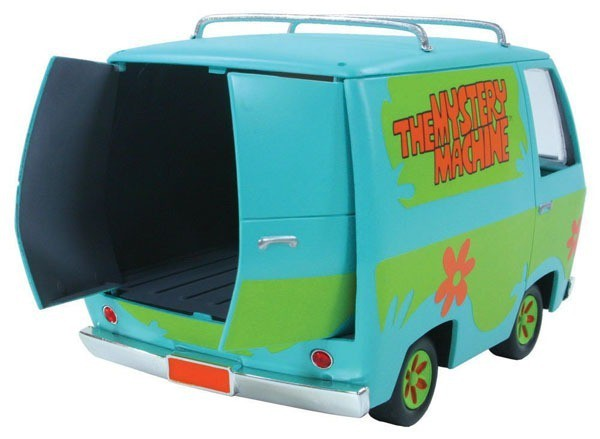 Scooby-Doo Mystery Machine - 1/25 - Polar Lights POL901M  - BLIMPS COMÉRCIO ELETRÔNICO