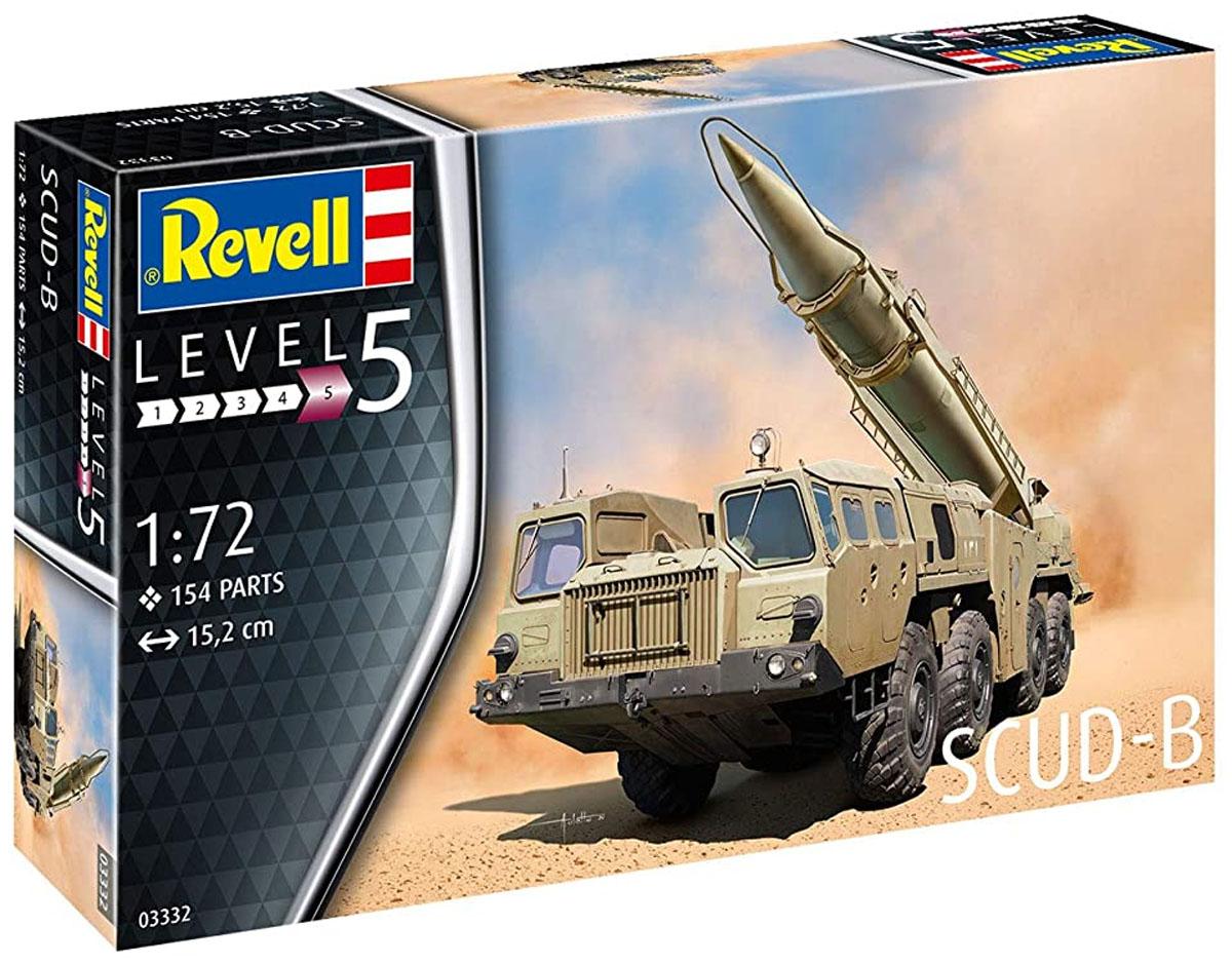 Scud B - 1/72 - Revell 03332  - BLIMPS COMÉRCIO ELETRÔNICO