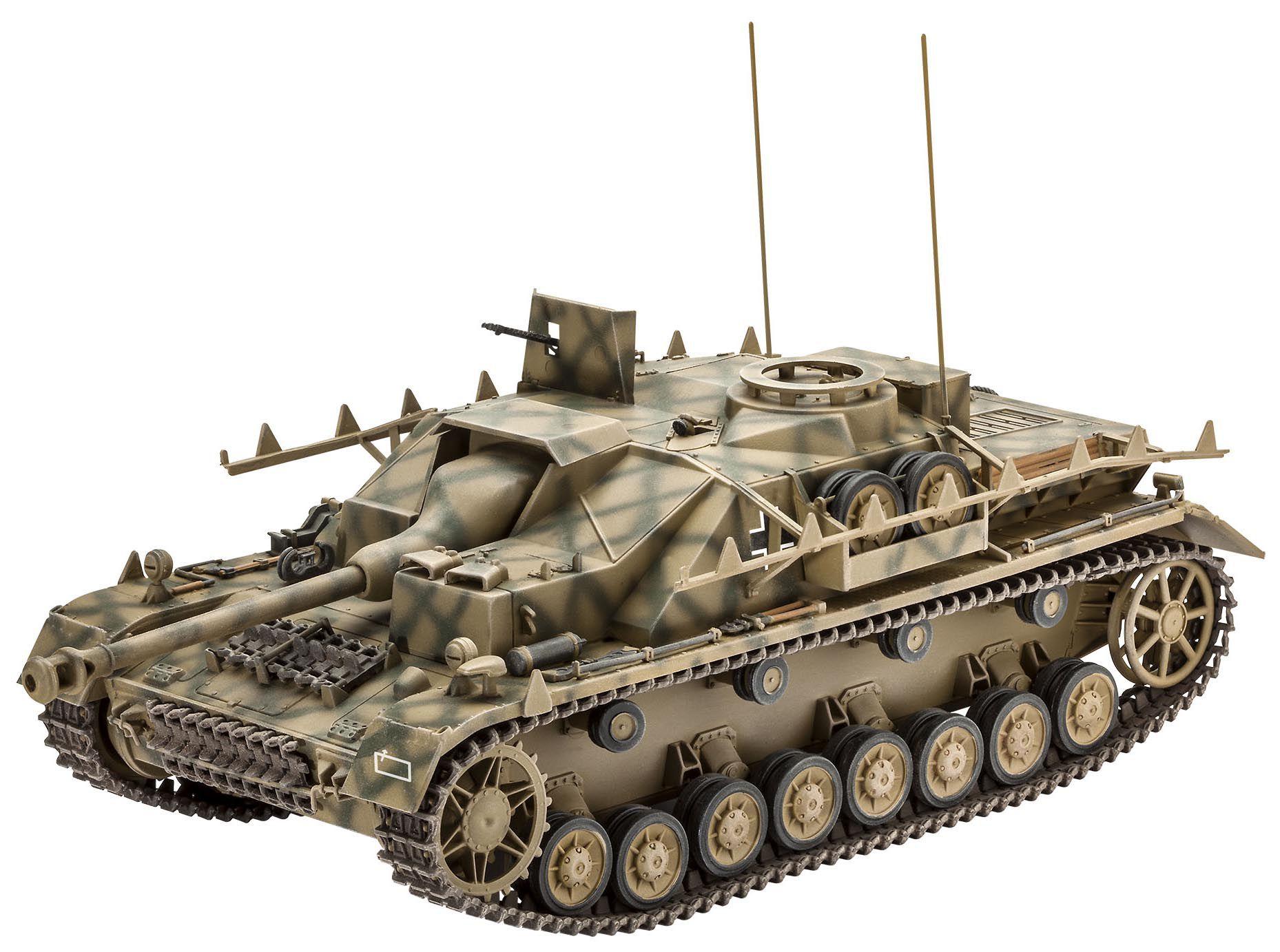 Sd.Kfz. 167 StuG IV - 1/35 - Revell 03255  - BLIMPS COMÉRCIO ELETRÔNICO