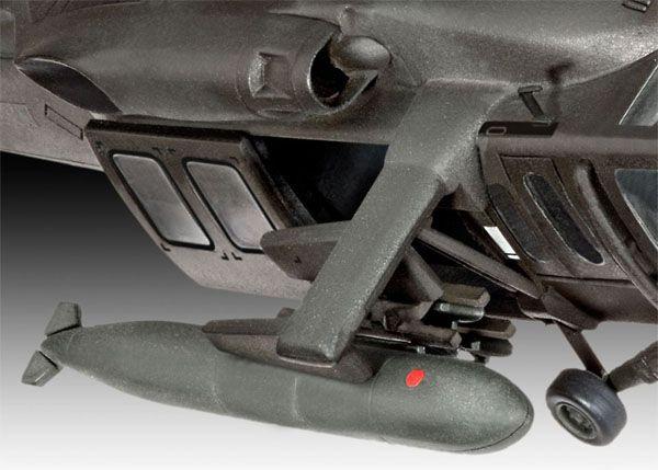 Sikorsky UH-60A - 1/100 - Revell 04984  - BLIMPS COMÉRCIO ELETRÔNICO