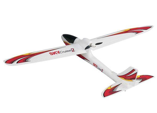 Sky Cruiser 2 EP Glider RTF Elétrico - Dromida A01050  - BLIMPS COMÉRCIO ELETRÔNICO
