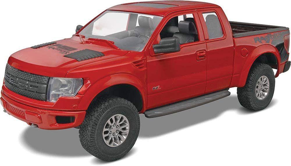 SnapTite Ford F-150 SVT Raptor - 1/25 - Revell 85-1233  - BLIMPS COMÉRCIO ELETRÔNICO