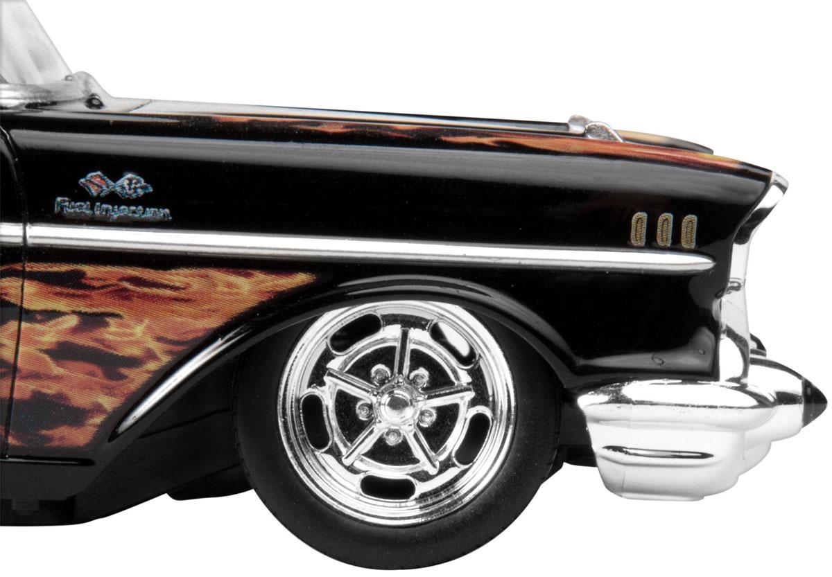 SnapTite Max Chevy Bel Air 1957 - 1/25 - Revell 85-1529  - BLIMPS COMÉRCIO ELETRÔNICO
