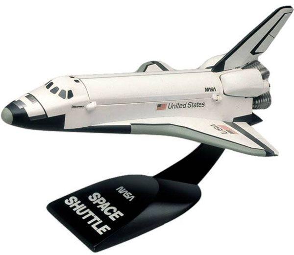 SnapTite Ônibus Espacial - 1/200 - Revell 85-1188  - BLIMPS COMÉRCIO ELETRÔNICO