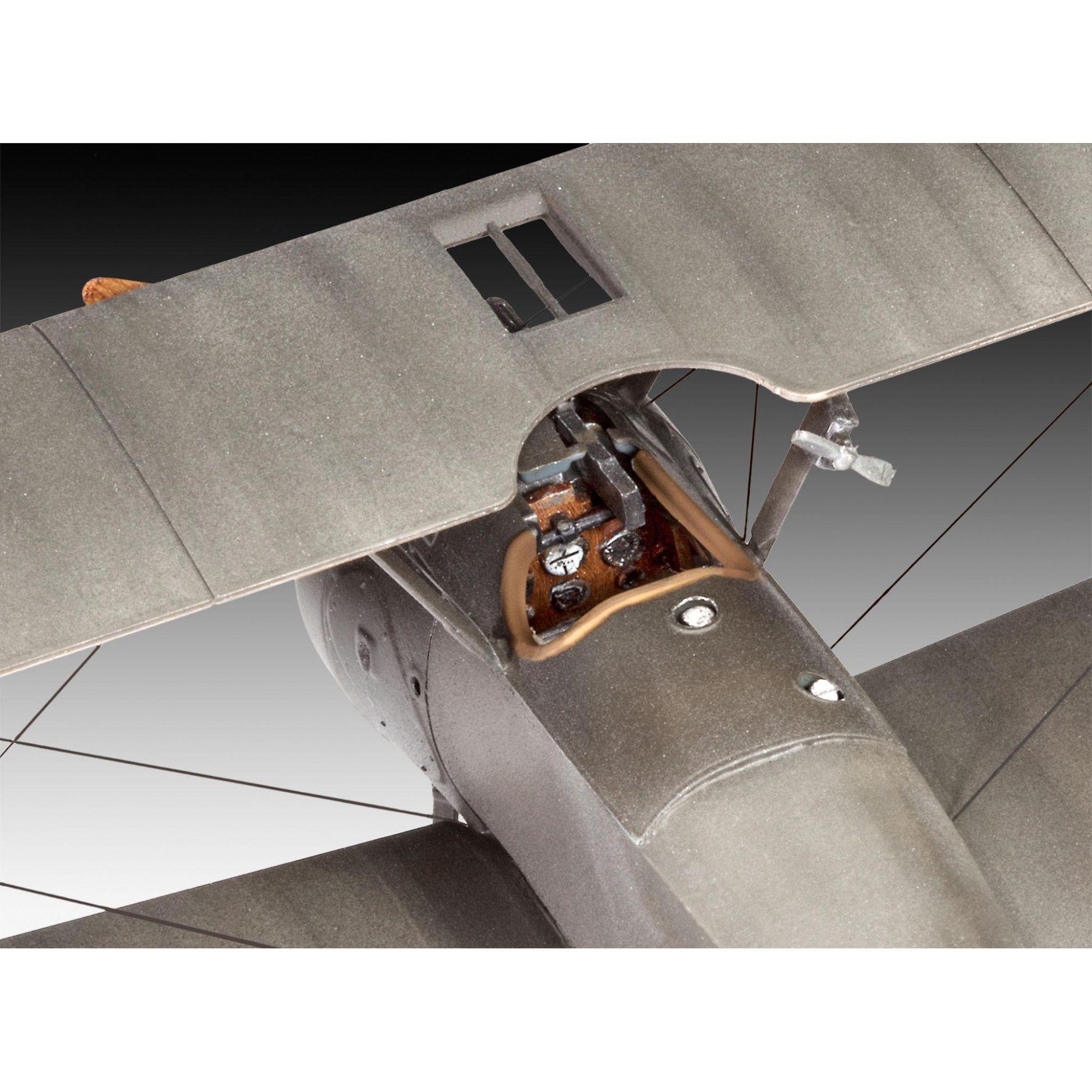 Sopwith F.1 Camel - 1/48 - Revell 03906  - BLIMPS COMÉRCIO ELETRÔNICO