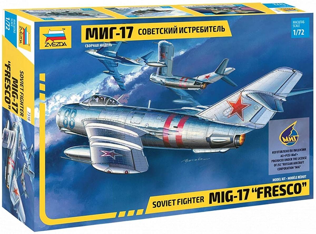 Soviet Fighter MiG-17