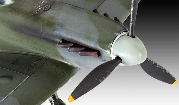 Spitfire Mk.II - 1/48 - Revell 03959  - BLIMPS COMÉRCIO ELETRÔNICO