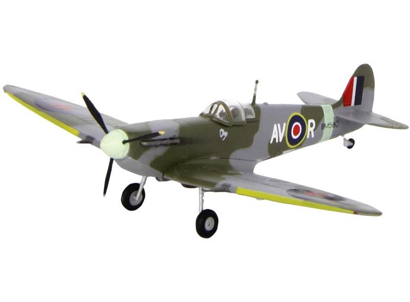 Spitfire Mk.V - 1/72 - Easy Model 37211  - BLIMPS COMÉRCIO ELETRÔNICO