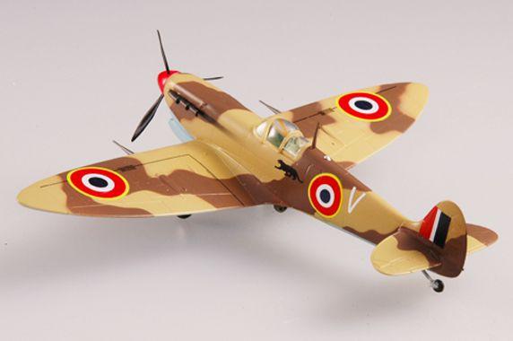 Spitfire Mk.V/TROP - 1/72 - Easy Model 37220  - BLIMPS COMÉRCIO ELETRÔNICO