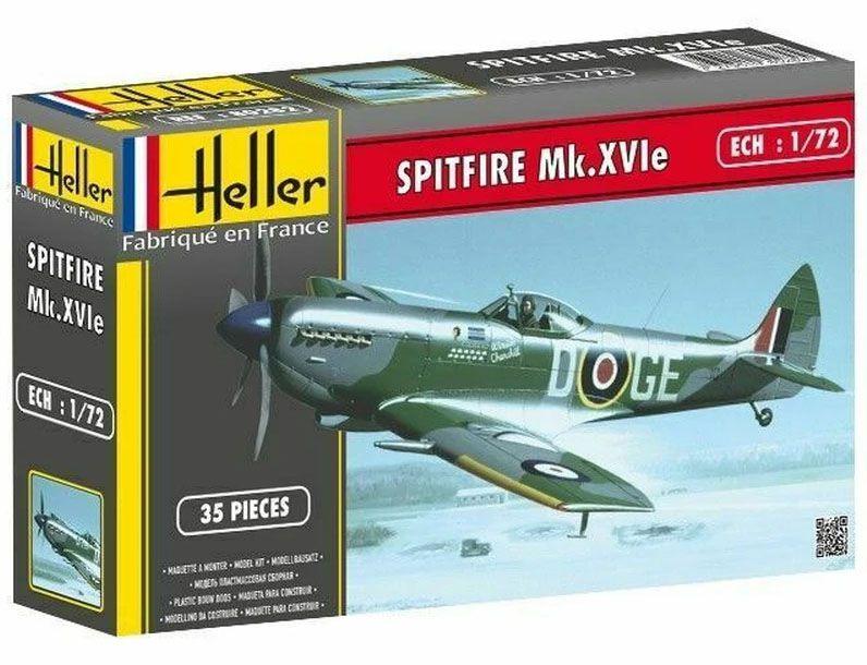 Spitfire Mk.XVIe - 1/72 - Heller 80282  - BLIMPS COMÉRCIO ELETRÔNICO