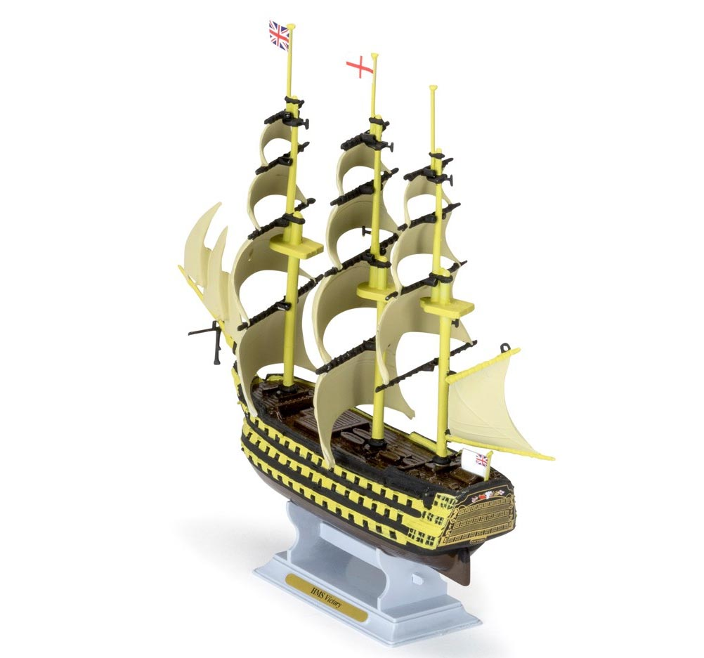 Starter Set HMS Victory - 1/600 - Airfix A55104  - BLIMPS COMÉRCIO ELETRÔNICO