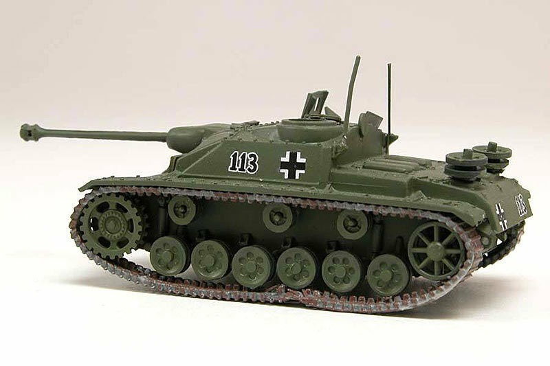 Stug III 75 mm Assault Gun - 1/76 - Airfix A01306V  - BLIMPS COMÉRCIO ELETRÔNICO