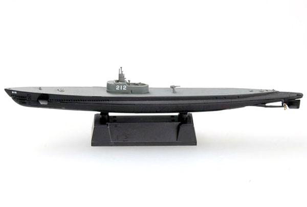 Submarino USS SS-212 Gato 1941 - 1/700 - Easy Model 37308  - BLIMPS COMÉRCIO ELETRÔNICO