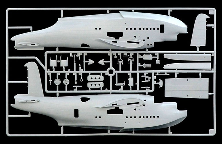 Sunderland Mk.I - 1/72 - Italeri 1302  - BLIMPS COMÉRCIO ELETRÔNICO