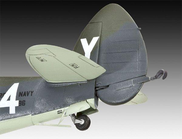 Supermarine Seafire Mk.XV - 1/48 - Revell 04835  - BLIMPS COMÉRCIO ELETRÔNICO