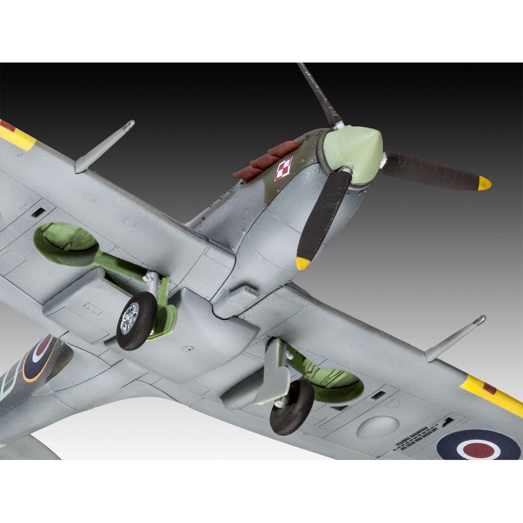 Supermarine Spitfire Mk.Vb - 1/72 - Revell 03897  - BLIMPS COMÉRCIO ELETRÔNICO