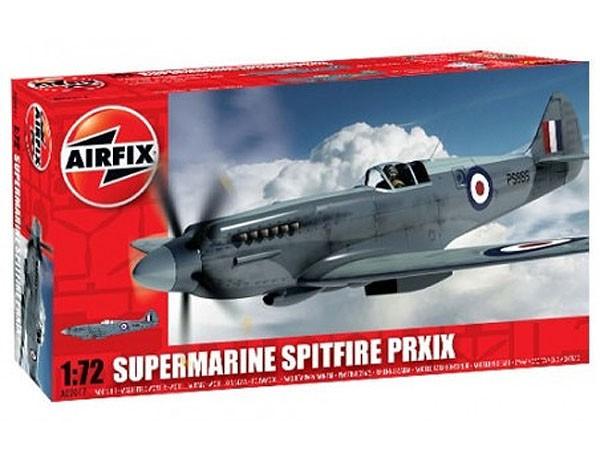 Supermarine Spitfire PRXIX - 1/72 - Airfix A02017  - BLIMPS COMÉRCIO ELETRÔNICO