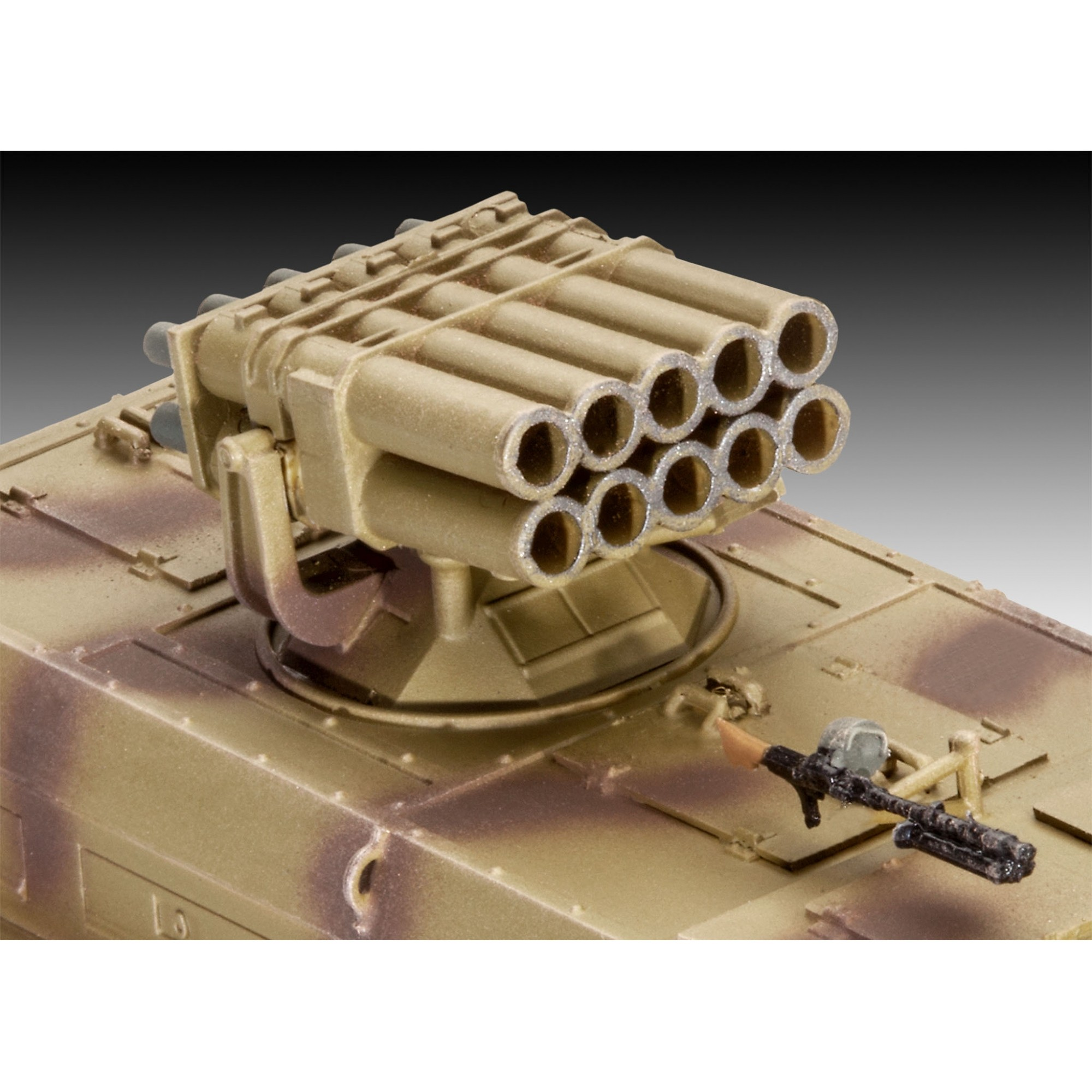 SWS with 15 cm Panzerwerfer 42 - 1/72 - Revell 03264  - BLIMPS COMÉRCIO ELETRÔNICO