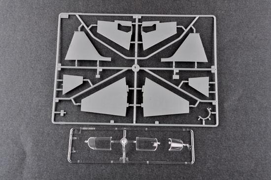 T-38C Talon (NASA) - 1/48 - Trumpeter 02878  - BLIMPS COMÉRCIO ELETRÔNICO