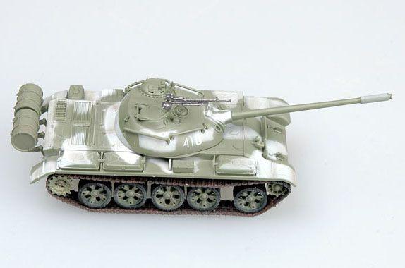 T-54 - 1/72 - Easy Model 35020  - BLIMPS COMÉRCIO ELETRÔNICO