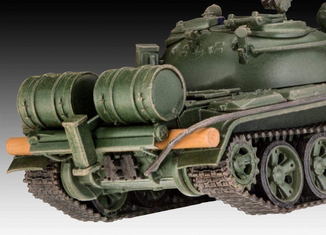 T-55A/AM with KMT-6/EMT-5 - 1/72 - Revell 03328  - BLIMPS COMÉRCIO ELETRÔNICO