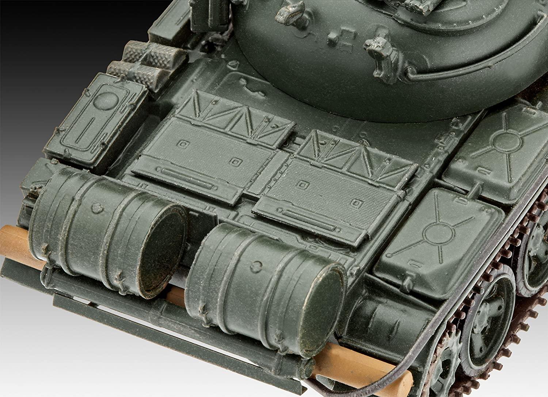 Tanque T-55 A/AM - 1/72 - Revell 03304  - BLIMPS COMÉRCIO ELETRÔNICO