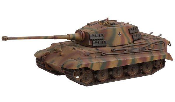 Tanque Tiger II Ausf. B - 1/72 - Revell 03129  - BLIMPS COMÉRCIO ELETRÔNICO