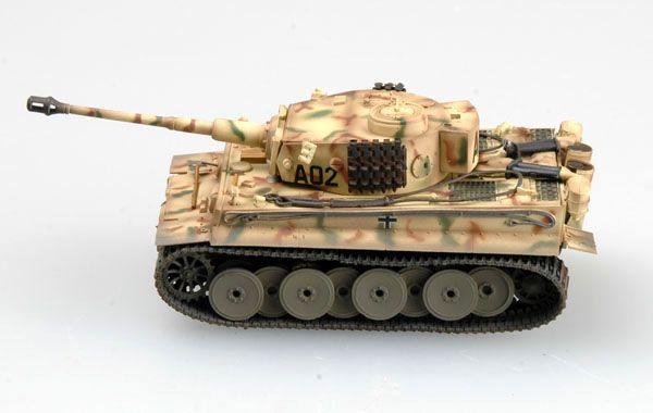 Tiger I (Early Type) - 1/72 - Easy Model 36207  - BLIMPS COMÉRCIO ELETRÔNICO