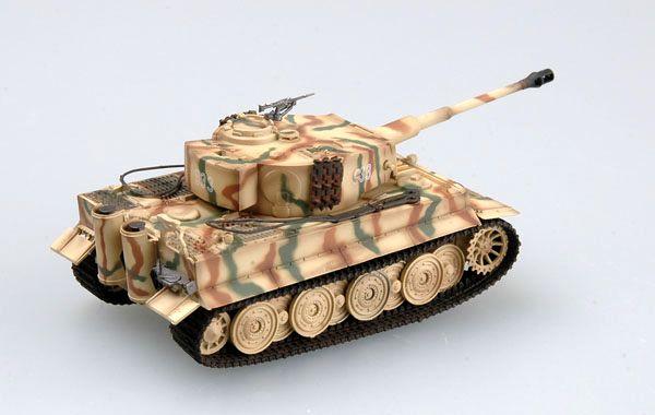 Tiger I (Late Type) - 1/72 - Easy Model 36218  - BLIMPS COMÉRCIO ELETRÔNICO