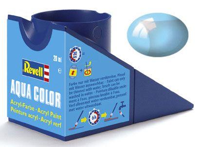 Tinta Acrílica Revell Aqua Color Azul Claro - Revell 36752  - BLIMPS COMÉRCIO ELETRÔNICO