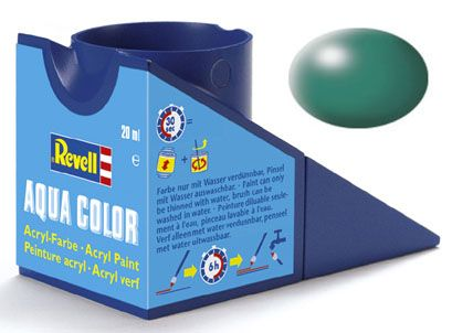 Tinta Acrílica Revell Aqua Color Pátina Sedoso - Revell 36365  - BLIMPS COMÉRCIO ELETRÔNICO