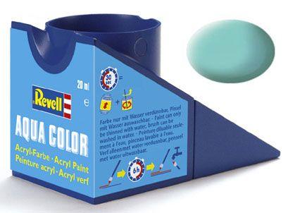 Tinta Acrílica Revell Aqua Color Verde Claro Opaco - Revell 36155  - BLIMPS COMÉRCIO ELETRÔNICO