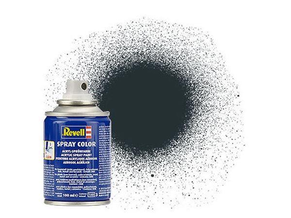 Tinta Revell Spray Color Cinza Antracita Fosco - Revell 34109  - BLIMPS COMÉRCIO ELETRÔNICO