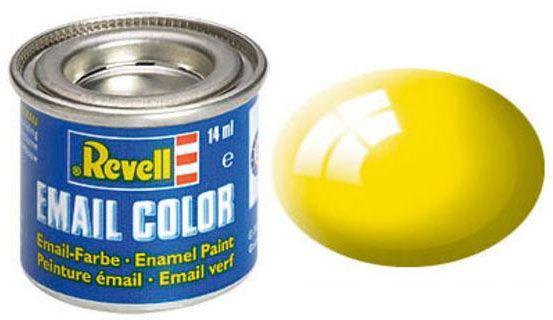 Tinta Sintética Revell Email Color Amarelo Brilhante - Revell 32112  - BLIMPS COMÉRCIO ELETRÔNICO
