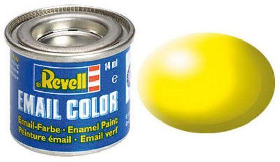 Tinta Sintética Revell Email Color Amarelo Brilhante Seda - Revell 32312  - BLIMPS COMÉRCIO ELETRÔNICO