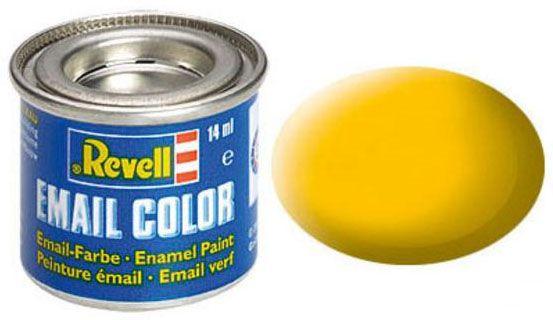 Tinta Sintética Revell Email Color Amarelo Fosco - Revell 32115  - BLIMPS COMÉRCIO ELETRÔNICO
