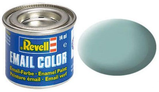 Tinta Sintética Revell Email Color Azul Claro Fosco - Revell 32149  - BLIMPS COMÉRCIO ELETRÔNICO