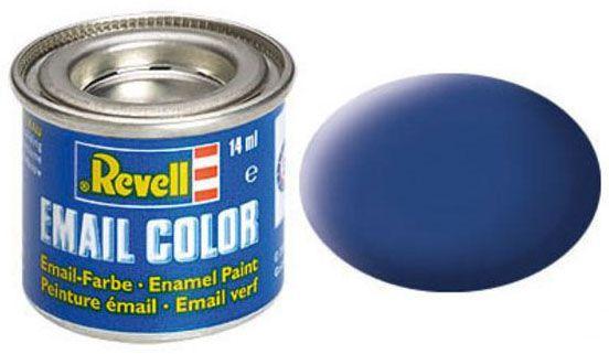 Tinta Sintética Revell Email Color Azul Fosco - Revell 32156  - BLIMPS COMÉRCIO ELETRÔNICO